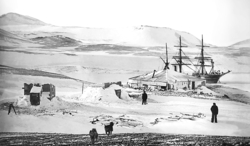 Discovery in Winter Quarters