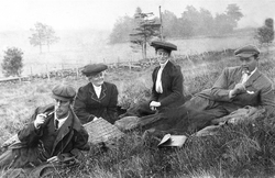 Picnic on the moors