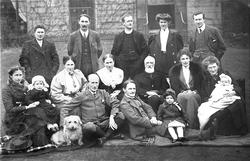 Wilson family gathering